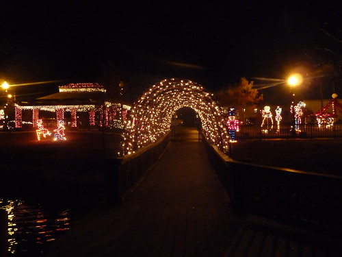 Chrismas on the Riverwalk - Milton, FL