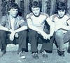 Blackie, Patrick Gallagher and Brendan Mcloone 1977
