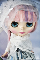 Merry Christmas!! With my Blythe
