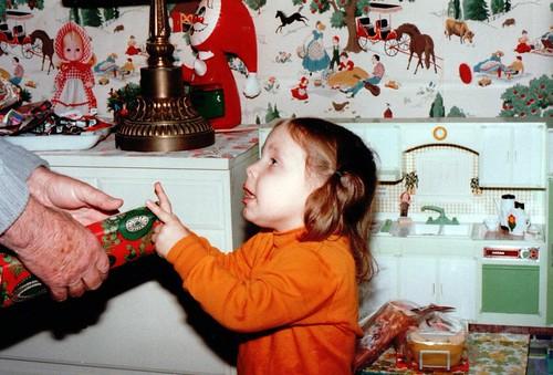 Maurya Christmas Eve 1982