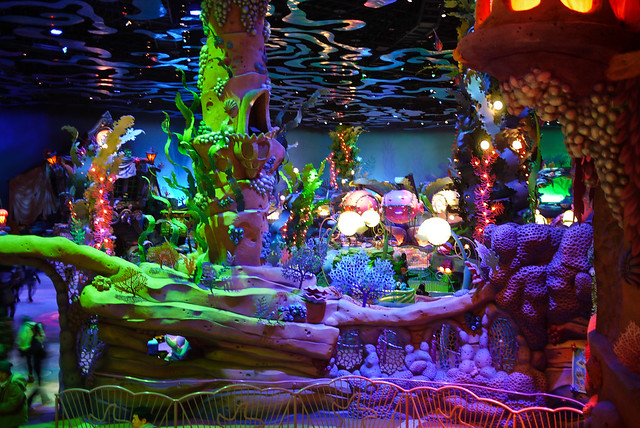 Ariels underwater world