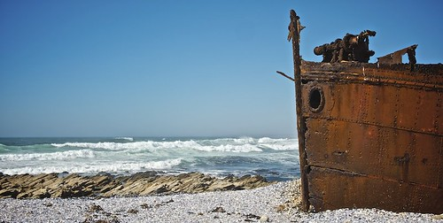 Wreck of the Duncan, Diamond Coast