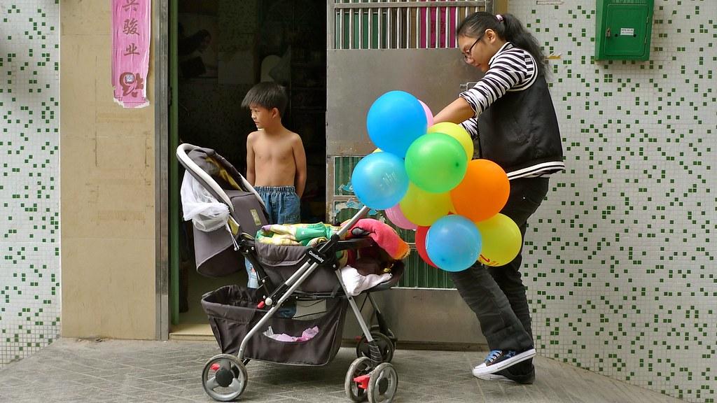 Ballon Baby
