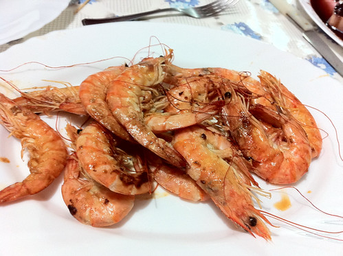 Langostinos, Jumbo Shrimp