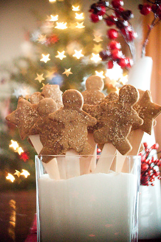 some gingerbread men 1