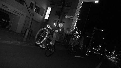 SUSUKINO wheelie