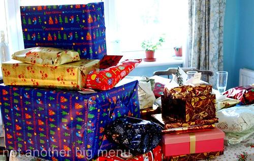 Christmas 2010 - Presents