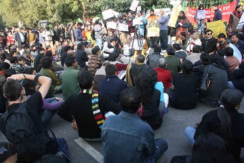 Memo from Jantar Mantar - Free Dr Binayak Sen