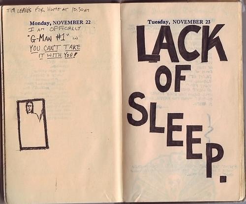 1954: November 22-23