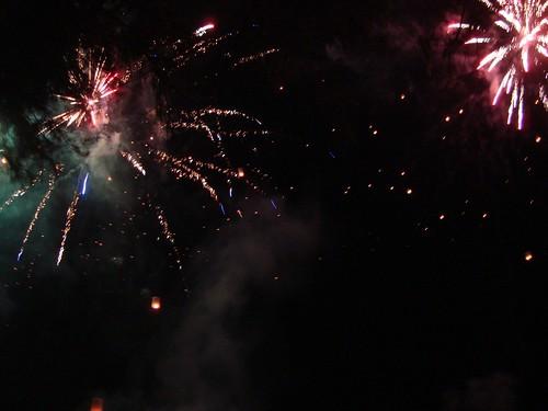 2010 New Year Firework,Patong Beach,Phuket ,ThailandDSC06121