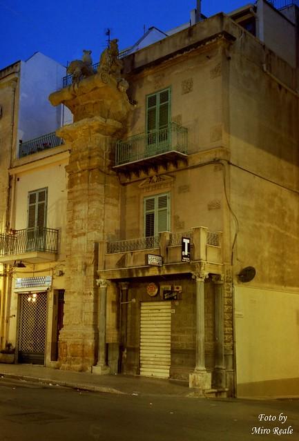 E Pilastri nni' Salerno Bagheria