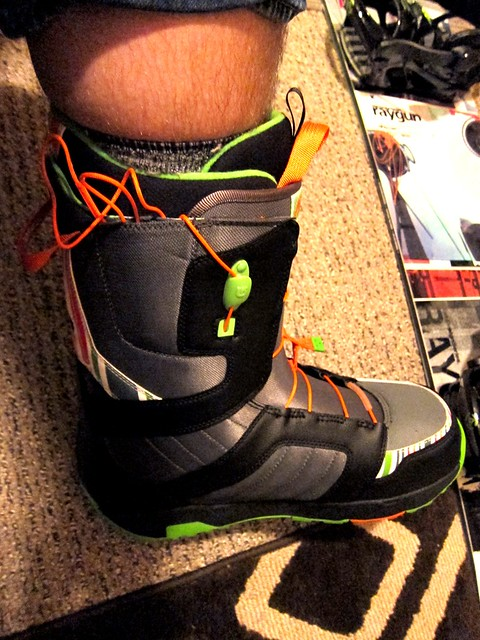My New Snowboarding Gear