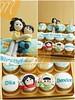 Snow Cupcake Set