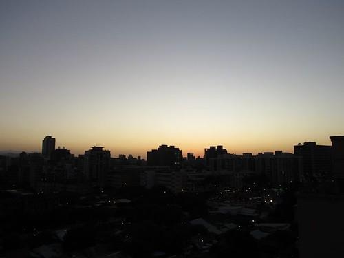 2011跨年煙火-夜晚降臨.JPG
