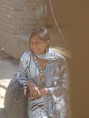 waiting for someone! (tango 48) Tags: girl shirt bag smilepakistanislamabadpeopleflowerstreesgreenwhite