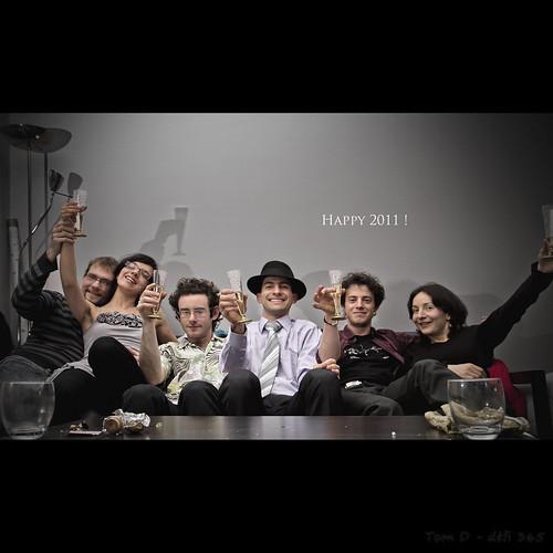 Happy 2011 ! 070/365