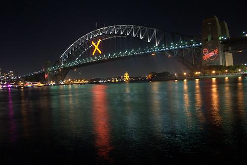 Sydney NYE view