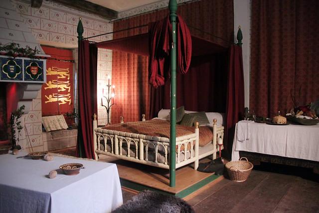King Edward I's chamber