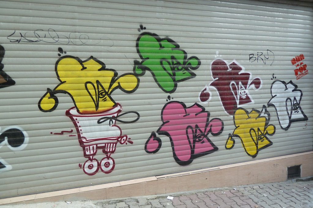 Istanbul Street Art 03