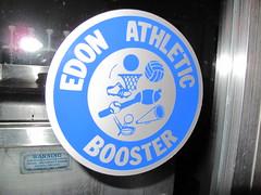 Edon athletic booster (birchloki) Tags: ohio rural smalltown bombers edon dairytreat edonohio edonbombers athleticbooster