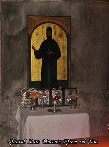 Sfântul  Mare  Mucenic  Efrem  cel  Nou 4