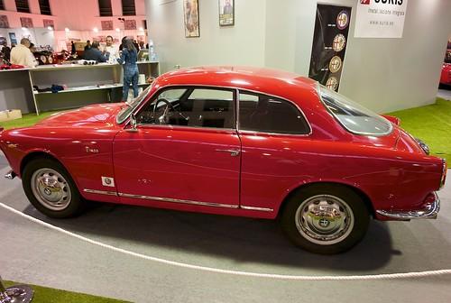 L9770804 - Auto Retro 2010 Alfa Romeo Giulia 1600 Sprint (1962)