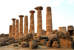 Italy-2463 - Temple of Hercules by archer10 (Dennis) 105M Views, on Flickr