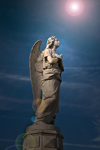 フリー写真素材, 芸術・アート, 彫刻・彫像, 天使,