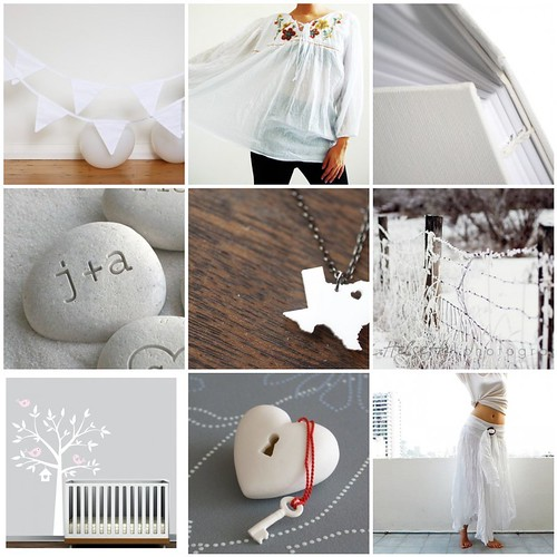 Etsy Picks - White