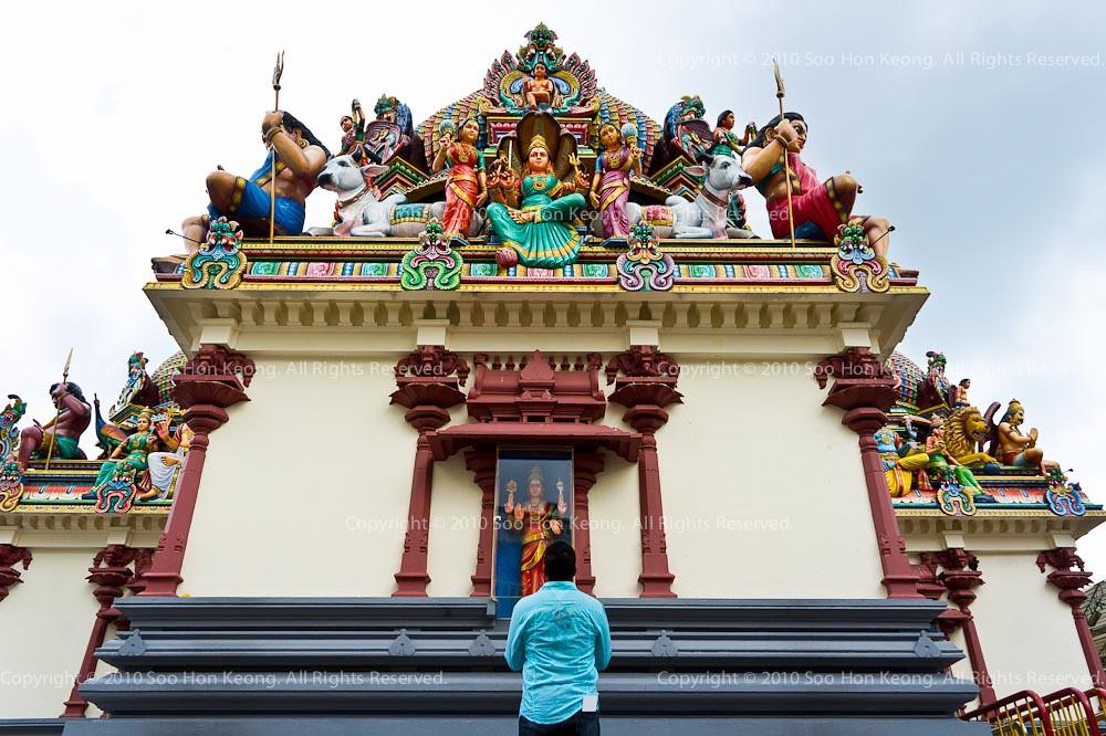 Sri Mariamman Temple @ Singapore