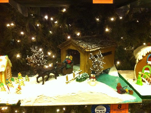 Gingerbread Houses 6