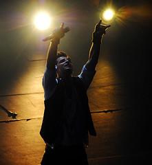 Sakis Rouvas live @ Athinon Arena (kyprisathina) Tags: winter 2 anna face live athens arena 2010 sakis rouvas 2011 vissi    athinon       faca2face