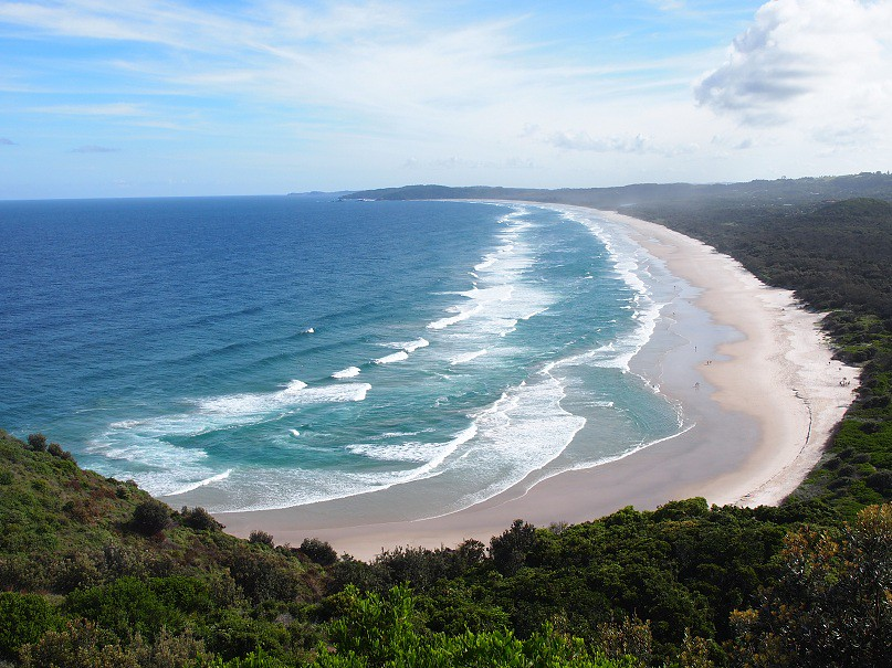 Tallow Beach Byron Bay (Australia 2010) by paularps, on Flickr