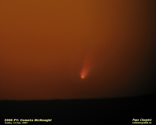 McNaught: The Great Comet of 2007