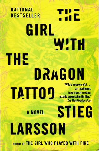 Larsson, Stieg - The Girl with the Dragon Tattoo (2009 TPB)