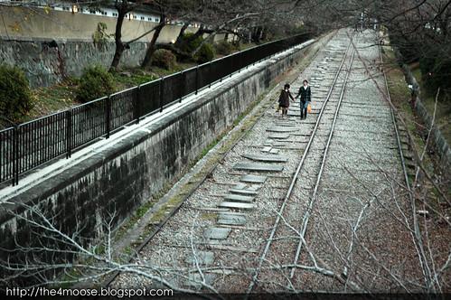 Kyoto 京都 - Former Eizan Railway