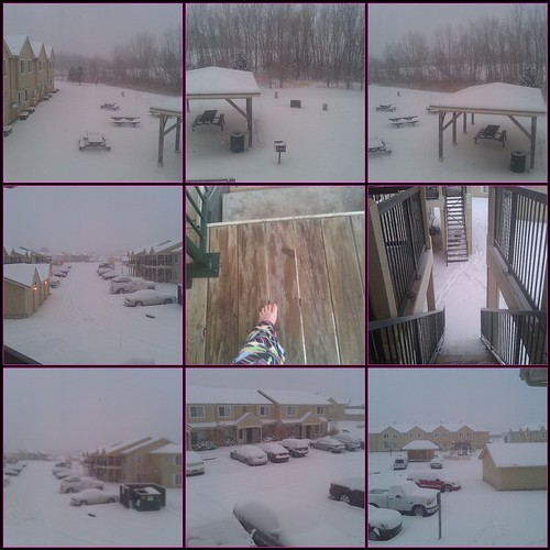 Topeka Snow - The Mosaic