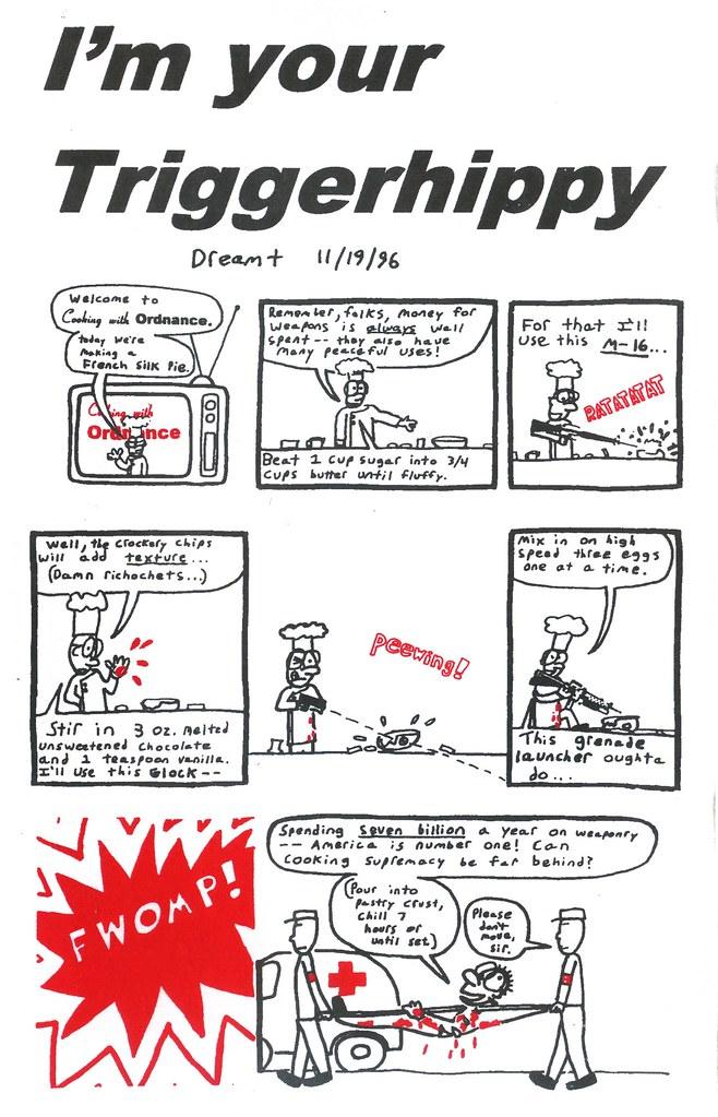I'm Your Triggerhippy