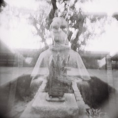 (a-md) Tags: abstract holga blurry ghost avantgarde archaic nonphotography holga2 begrime