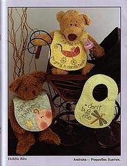 Babadores (Ateliê Maçã do Amor - By Carol Lidman) Tags: patchwork moldes patchcolagem coisasfofas tecdos