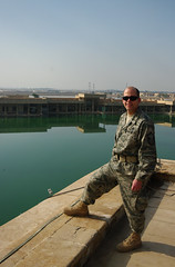 On Top (SounDan) Tags: army military iraq palace baghdad airforce saddam usaf deploy hussein deployment alfaw operationnewdawn combad