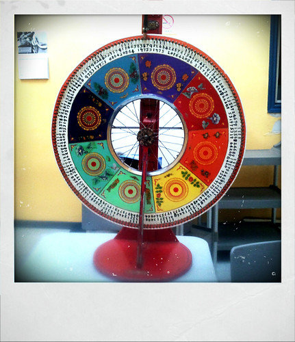 Spinning wheel of fortune (2/52)