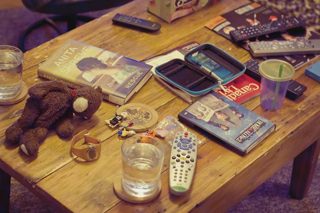 My Coffee Table 12/365