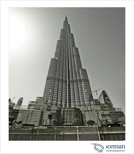 Burj Khalifa pan D