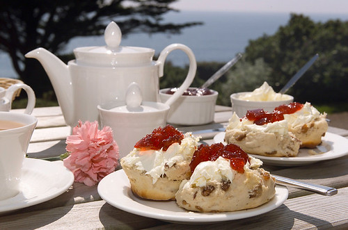Cream Tea - flckr - Shane Global Language Centres