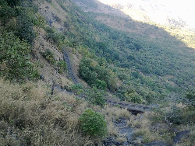 Matheran Railway Track