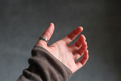 (Janey Lu) Tags: hand close reaching ring tired take reach far