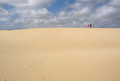 this way... (Bruus UK) Tags: sand dunes fuerteventura canaries canaryislands playasgrandes