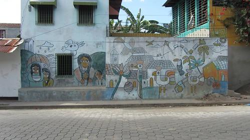 More Granada Street Art