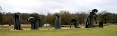 Promenade,  Anthony Caro, Yorkshire Sculpture Park. (puffin11uk) Tags: caro promenade westyorkshire anthonycaro antonycaro 50club puffin11uk